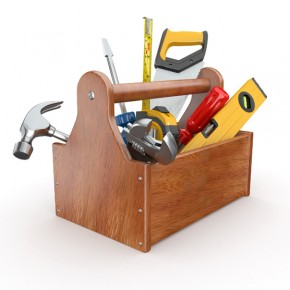 Įrankiai darbui iš Radesta